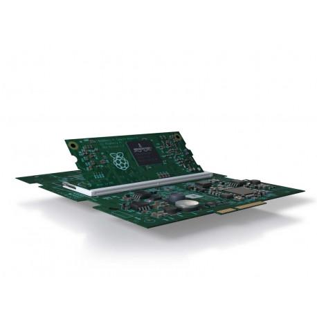 Raspberry Pi 3 Compute Module (NEC Edition)