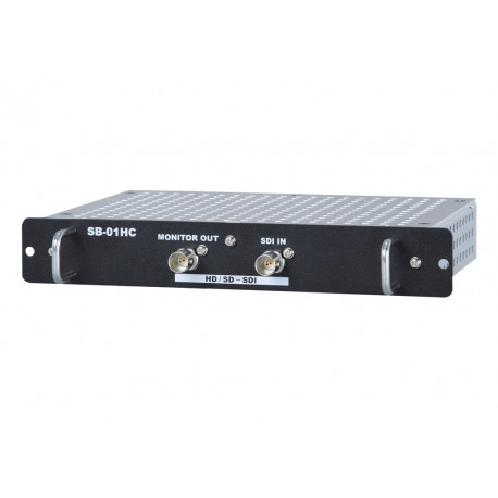 Slot-in HDSDI Interface 3G STv2