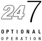 7/24 Optional