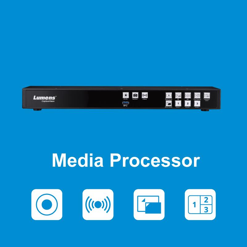 Media Processor